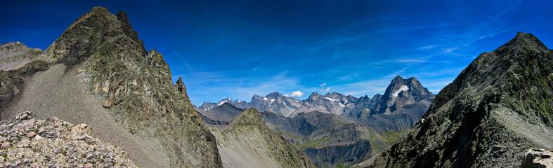 Les Alpes - Parc Nationale des Ecrins.