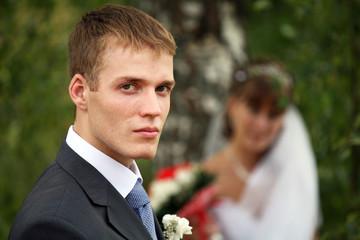 Bridegroom and Bride.
