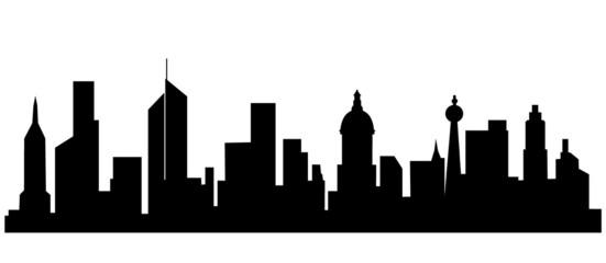 Panorama Stadt