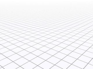 Obraz Infinite 3D grid - fototapety do salonu