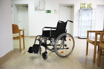 Rollstuhl für Querschnittsgelähmte