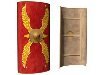 Roman Scutum Shield