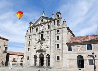 the Church of St Teresa of Avila
