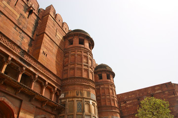 old castle in india