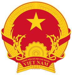 coat of arms of Vietnam