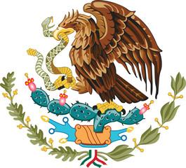 Emblem of Mexico
