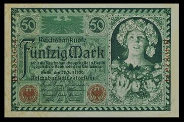 50 Mark 1920