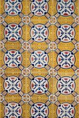 Acrylic Prints Moroccan Tiles Traditional Portuguese glazed tiles