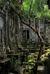 beng maelea temple in cambodia