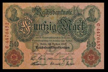 50 Mark 1910
