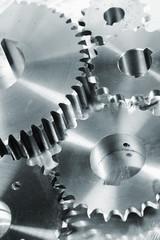 cogwheels and gears engineering