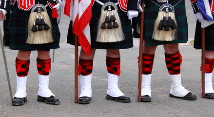 Scottish Uniforms