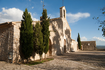 Iglesia Santa Magdalena Inca Mallorca Baleares