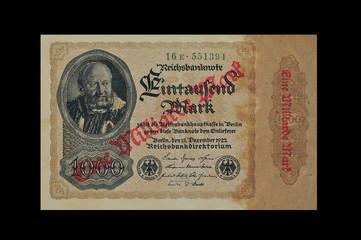 1000 Mark 1922