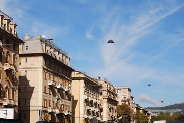 Genova, i palazzi