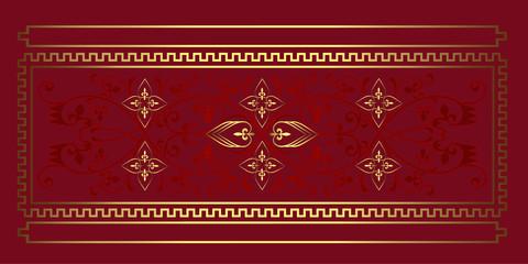 floral texture background design