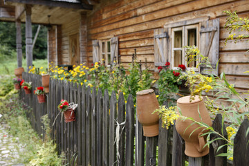 Idyllic country home