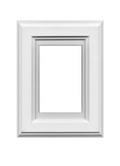 cornice bianco casa