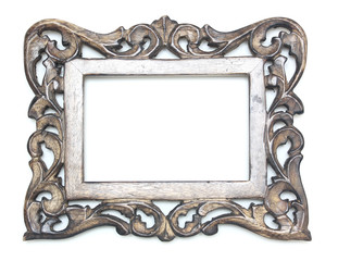Rectangle Wooden Picture Frame