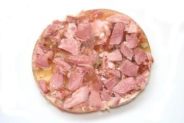 Schweinskopfsülze