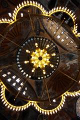 Ceiling of Hagia Sophia, Istanbul