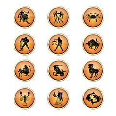 Sternzeichen buttons