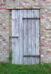 Die alte Holz Tür - The old Door
