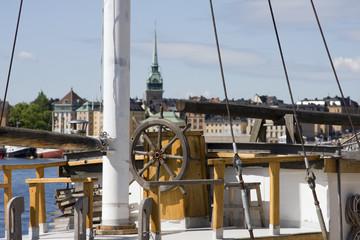 schiff in schweden