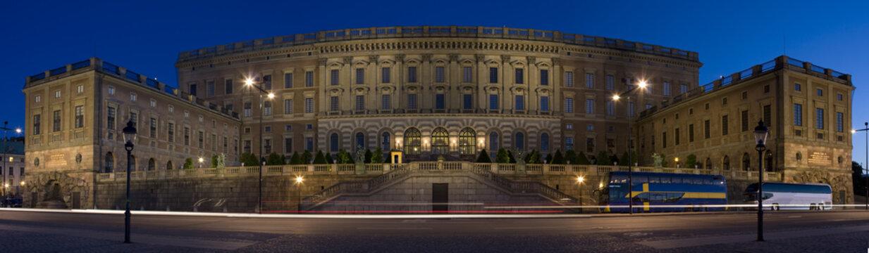königsschloss in stockholm