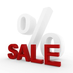 3d High resolution image sale percent