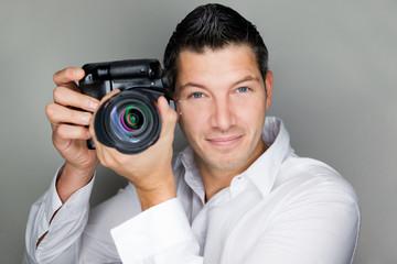 fotograf men