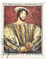 François 1er, timbre