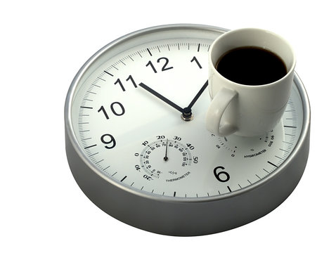 Mid Morning Coffee  Break Time