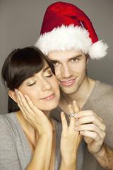 Heiratsantrag als Geschenk