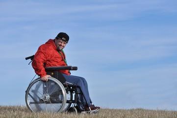 handicap homme