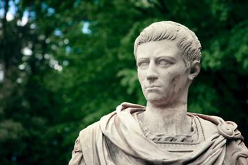 Caligula Portrait - Bust of Roman Emperor