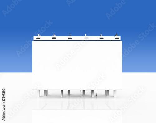 werbung xxl blanko 01 stockfotos und lizenzfreie bilder auf bild 27509280. Black Bedroom Furniture Sets. Home Design Ideas