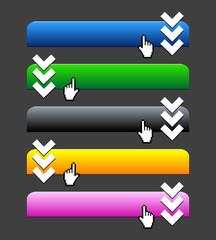 Web 2.0 buttons
