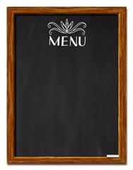 Chalkboard - Menu