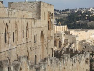 REMPARTS DE JERUSALEM ISRAEL