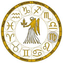 Tierkreiszeichen - Jungfrau