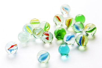 Isolated Marbles