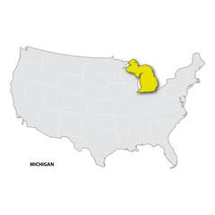 Fototapeta Michigan obraz
