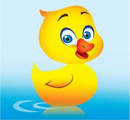 Recess Fitting Sweet Monsters cartoon duck