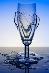 Glass still life
