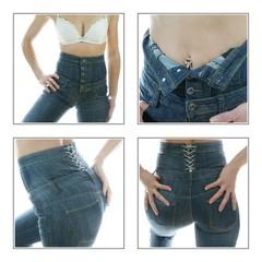 mode - jean