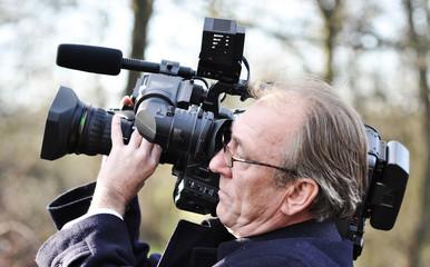Kameramann oben
