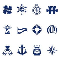 sailing icons