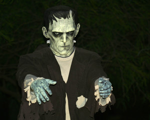 A Frankenstein's Monster Lurks in the Dead of Night