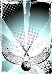 floorball poster 2